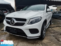 2016 MERCEDES-BENZ GLE 2016 Mercedes-Benz GLE350D 3.0 AMG COUPE UNREG