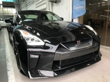 2017 NISSAN GT-R 2017 Nissan GT-R 3.8 NEW MODEL FACELIFT UK SPEC UNREG