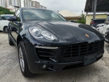 2015 PORSCHE MACAN 2015 Porsche Macan 2.0 POWER BOOT JAPAN SPEC UNREG