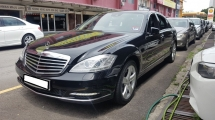 2010 MERCEDES-BENZ S-CLASS S300L W221 3.0cc (A) REG 2010, CAREFUL OWNER, FULL SERVICE RECORD, LOW MILEAGE DONE 132K KM, FREE 1 YEAR GMR CAR WARRANTY