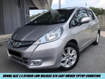 2015 HONDA JAZZ 1.3 Hybrid Facelift 41k Low Mileage Lady Owner Tiptop Condition