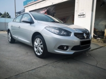 2014 RENAULT FLUENCE FULL SERVICE RENAULT LEATHER REVERSE CAMERA GPS