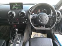 2016 AUDI RS3 2.5 TFSI QUATTRO NARDO GREY MUST CALL