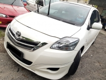 2013 TOYOTA VIOS 1.5 (AT) TRD Bodykits FREE 1Years Warranty