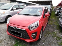 2016 PERODUA AXIA 1.0 (A) ADVANCE AT LIKE NEW