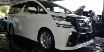 2016 TOYOTA VELLFIRE ZA 2.5CC / 7 SEATER / READY STOCK / TIPTOP CONDITION FROM JAPAN