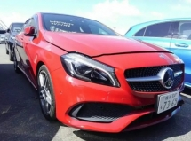 2016 MERCEDES-BENZ A-CLASS A180 AMG NFL FULL SPEC