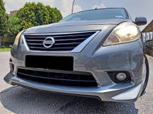 2012 NISSAN ALMERA 1.5 VL (A) FACELIFT (A)  1CAREFUL OWNER/ 7XK KM MILEAGE/ F.SERVICE RECORD/ F-LOAN