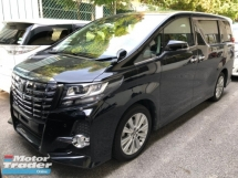 2015 TOYOTA ALPHARD 2.5 S PACKAGE