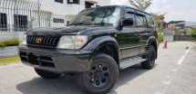 2010 TOYOTA PRADO 2.7n  manual