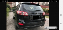 2012 HYUNDAI SANTA FE 2.2 auto diesel turbo