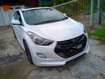 2013 HYUNDAI ELANTRA 1.8 PREMIUM One Owner True Year made