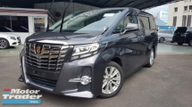 2015 TOYOTA ALPHARD 2015 Toyota Alphard 2.5 S 2 Power Door 7 Seater Unregister for sale