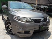 2012 NAZA FORTE 1.6 SX PUSH START 1%D/P