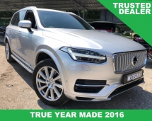 2016 VOLVO XC90 2.0 T8 (A)TWIN ENGINE RAYA PROMO