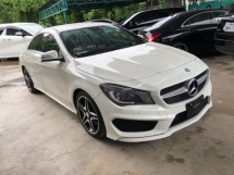 2015 MERCEDES-BENZ CLA Unreg Mercedes Benz CLA250 2.0 AMG Turbo Hartman Kardon Camera Paddle Shift 7G