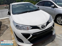 2019 TOYOTA VIOS 1.5J (AT)