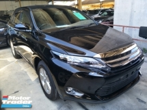 2017 TOYOTA HARRIER 2.0 PREMIUM 360 SURROUND CAMERA POWER BOOT SEMI LEATHER ELECTRIC SEATS FREE WARRANTY LOCAL AP