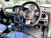 2005 MINI Cooper 1.6 S (A) SUPERCHARGE POWERFUL ENGINE 1 OWNER TIP-TOP CONDITION