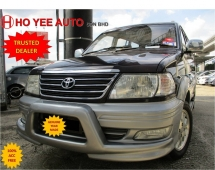 2003 TOYOTA UNSER 1.8 (A) LGX F/S/Record Mileage ONly 75k km!!!
