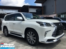 2016 LEXUS LX570 FULL SPEC UNREG