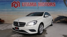 2014 MERCEDES-BENZ A-CLASS A180 SE PARKTRONIC PADDLE SHIFT RAYA PROMOTION