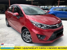 2018 PROTON PERSONA 1.6 FACELIFT FULL SPEC UNDER WARRANTY FULL SEVICE RECORD 1 LADY MALAY OWNER