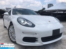 2013 PORSCHE PANAMERA 2013 Porsche Panamera 3.6 BEIDGE INTERIOR POWER BOOT UNREG