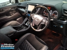 2016 TOYOTA ALPHARD 2016 Toyota Alphard 2.5 SC JAPAN SPEC UNREG