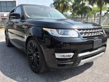 2014 LAND ROVER RANGE ROVER SPORT 3.0 HSE Japan Specs