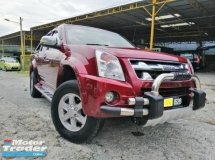 2010 ISUZU D-MAX 3.0 (A) DOUBLE CAB 4X4 GOOD CONDITION PROMOTION PRICE.