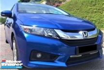 2015 HONDA CITY 1.5 E PLUS FULL SERVICE LOW MILEAGE LOAN UP TO 60K