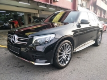 2017 MERCEDES-BENZ GLC 250 4MATIC UNDEr WARRANTY 2021