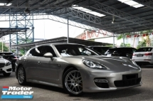 2010 PORSCHE PANAMERA PANAMERA TURBO 2 Year Warranty Genuine Mileage 17k km