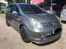 2008 NISSAN GRAND LIVINA 1.6 IMPUL (A) ONE OWNER
