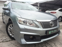 2012 TOYOTA CAMRY 2.0E ACCIDENT FREE 1% DOWN PAYMENT