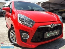 2014 PERODUA AXIA 1.0 S.E EDITIONS 1% DOWN PAYMENT