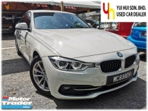 2015 BMW 3 SERIES 320i SPORT (CKD) 2.0 (A) FACELIFT 1 OWNER