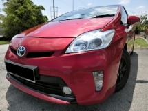 2013 TOYOTA PRIUS S TOURING SELECTION PREMIUM/1 OWNER/FULL SERVICE/UNDER WARRANTY/FULL SPEC/LUXURY