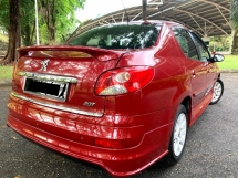 2011 PEUGEOT 207 SV 1.6 (A) LEATHER BODYKIT EDITION