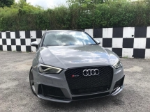 2016 AUDI RS3 Audi Rs3 2.5 Quattro S with B&O sound system