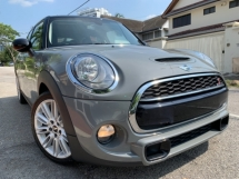 2015 MINI Cooper S 2.0 UNREG GROOVY GREY 5 Doors UK