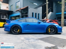 2017 PORSCHE 911 (991.2) GT3 4.0 MANUAL FROM PORSCHE MY