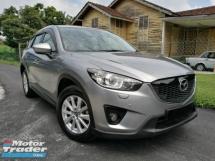 2014 MAZDA CX-5 2014 Mazda CX-5 2.0 4WD (A) HIGH SPECI