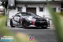 2008 NISSAN GT-R 2017 Facelift with New Wrap!