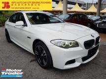 2012 BMW 5 SERIES 528i M Sport 2.0 Twin Power Turbo (A)
