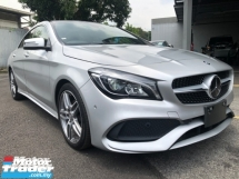2017 MERCEDES-BENZ CLA 180 AMG NEW FACELIFT