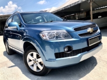 2011 CHEVROLET CAPTIVA 2.4 AWD (A) FACELIFT MODEL 7SEATER