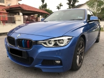 2018 BMW 3 SERIES 330e M SPORT FULL SERVICE RECORD WITH BMW