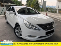 2013 HYUNDAI SONATA 2.0 GLS 1 LADY OWNER SUNROOF  FULL LEATHER SEAT TIPTOP CONDITION